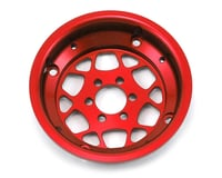 """Vanquish Products 2.2"""" OMF Type R Light Weight Rear Ring (Red)"""