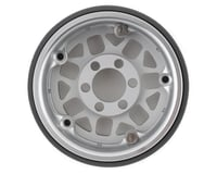 Image 2 for Vanquish Products KMC XD127 Bully 1.9 Beadlock Crawler Wheels (Silver) (2)