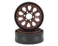Vanquish Products Method 101 V2 1.9 Beadlock Crawler Wheels (Bronze/Black) (2) | alsopurchased