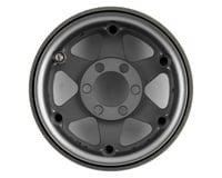 Image 2 for Vanquish Products Method MR310 1.9 Beadlock Crawler Wheels (Silver/Black) (2)