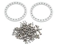 Image 3 for Vanquish Products Method 105 1.9 Beadlock Crawler Wheels (Black/Silver) (2)