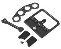 Image 2 for VRP 1/10 Aluminum Shock Stand w/Parts Tray & Storage Pouch (Black)
