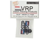 """Image 2 for VRP 12mm Associated V2 1/10 """"SP V2"""" Shock Piston (2) (1.5mm +1 x 3 Hole)"""