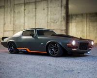 Image 3 for Vaterra 1972 Chevy Camaro SS V100 RTR 1/10 4WD Electric 4WD On-Road Car (Green)
