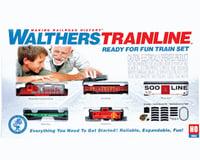 Walthers HO TRAIN SET SANTA FE W/38X54