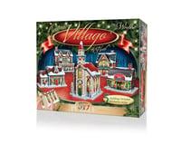 Wrebbit 3D: Christmas Village Foam Puzzles (5): Ch