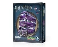 Wrebbit W3D0507 3D Knight Bus Jigsaw Puzzle (280 Piece)