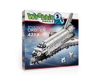Wrebbit 3D Space Shuttle Orbiter 3D Jigsaw Puzzle
