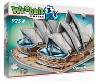 WREBBIT 3D W3D2006 Sydney Opera House 3D Jigsaw Puzzle(925-Piece)