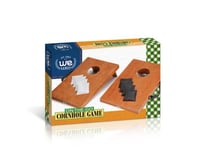Wood Expressions WE Games Table Top On-The-Go Cornhole Game