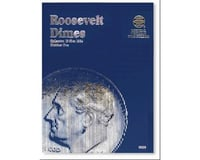 Whitman Coins Roosevelt Dimes 1946-1964 Coin Folder