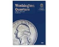 Whitman Coins Folder Washington #4 1988