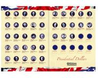 Whitman Coins 0794821723 Presidential Dollar Portfolio 2007-2016
