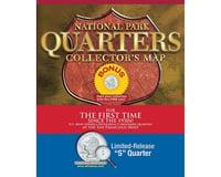 Whitman Coins National Park Quarters Map Ltd  S  Quarters
