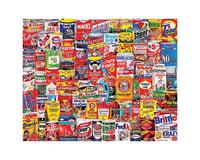 White Mountain Puzzles 1065PZ Wacky Packs 1000pcs