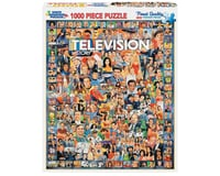 White Mountain Puzzles 270PZ Television History 1000pcs