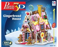 Winning Moves Gingerbread House 3D Puzzle