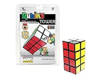 Winning Moves 5035 Rubik's Tower Brain Teaser Puzzle