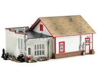 Image 2 for Woodland Scenics HO-Scale Built-Up Fill'er Up & Fix'er Service Station
