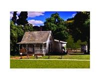 Woodland Scenics HO B/U Old Homestead