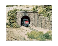 Woodland Scenics HO Single Tunnel Portal, Random Stone | relatedproducts