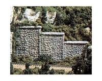 Woodland Scenics HO Retaining Wall, Random Stone (3) | relatedproducts