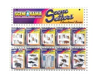 Scene-a-Rama Scene Setters Assortment (40)