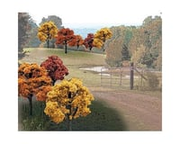 "Woodland Scenics Value Trees, Fall Mix 2-3"" (23) 