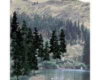 """Woodland Scenics Value Trees, Conifer 4-6"""" (24) 