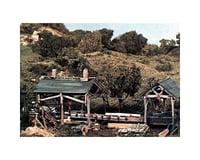 Woodland Scenics HO Tie & Plank Mill