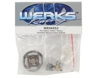 """Image 2 for Werks 34mm """"Heavy"""" Pro Clutch 4 Shoe Racing Clutch System"""