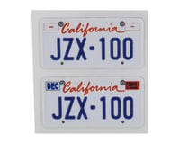 WRAP-UP NEXT REAL 3D U.S. Licence Plate (2) (JZX-100) (11x50mm)   alsopurchased