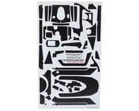 """WRAP-UP NEXT REAL 3D """"Skull"""" Premium Transmitter Skin (Black) (Sanwa M12)"""
