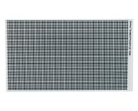 WRAP-UP NEXT REAL 3D Grill Decal (Grid-Mesh-Thick) (130x75mm)