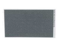 Image 1 for WRAP-UP NEXT REAL 3D Grill Decal (Punch- Mesh-Thin) (130x75mm)