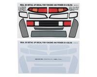 WRAP-UP NEXT REAL 3D Detail Up Decal (Yokomo 460 POWER S14 Silvia)