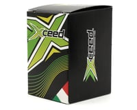 """Image 2 for Xceed RC """"Enneti"""" 1/12 Carbon Rear Tires (2) (Carbon Black) (30 Shore)"""