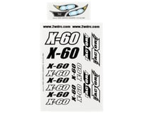 Image 1 for X Factory X-60 Decal Sheet
