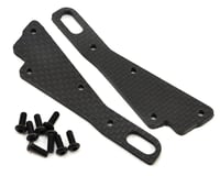 "X Factory ""Infinity"" XRAY XB2 Carbon Fiber Front Chassis Braces (2) 