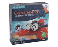 PlaySTEAM Ocean Friends Lobster & Octopus