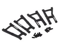 XRAY T4F Aluminum Front & Rear Suspension 1-Hole Arm Set (2+2)