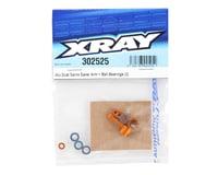 Image 2 for XRAY Aluminum Dual Servo Saver Arm Set w/Ball-Bearings (2)