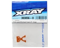 Image 2 for XRAY Aluminum Layshaft Closed Bulkhead L/R (Orange)