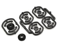 XRAY XB2 2017 Dirt Graphite Gear Differential Bevel & Satellite Set (Low)
