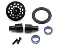 XRAY T2 008 Composite Solid Axle Set (34T)
