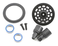 Xray 38T Composite Solid Axle Set (T2 008) (XRAY T2R Pro)