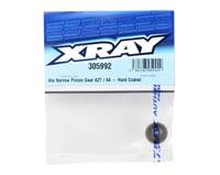 Image 2 for XRAY Aluminum 64P Narrow Hard Coated Pinion Gear (42T)