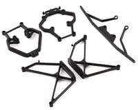 XRAY SCX Composite Front & Rear Bumper Braces & Side Guards