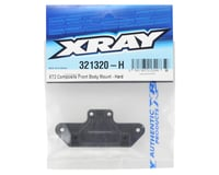 XRAY XT2 Front Composite Body Mount (Hard)