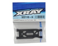 Image 2 for XRAY XB2 Front Lower Composite Suspension Arm (Hard)